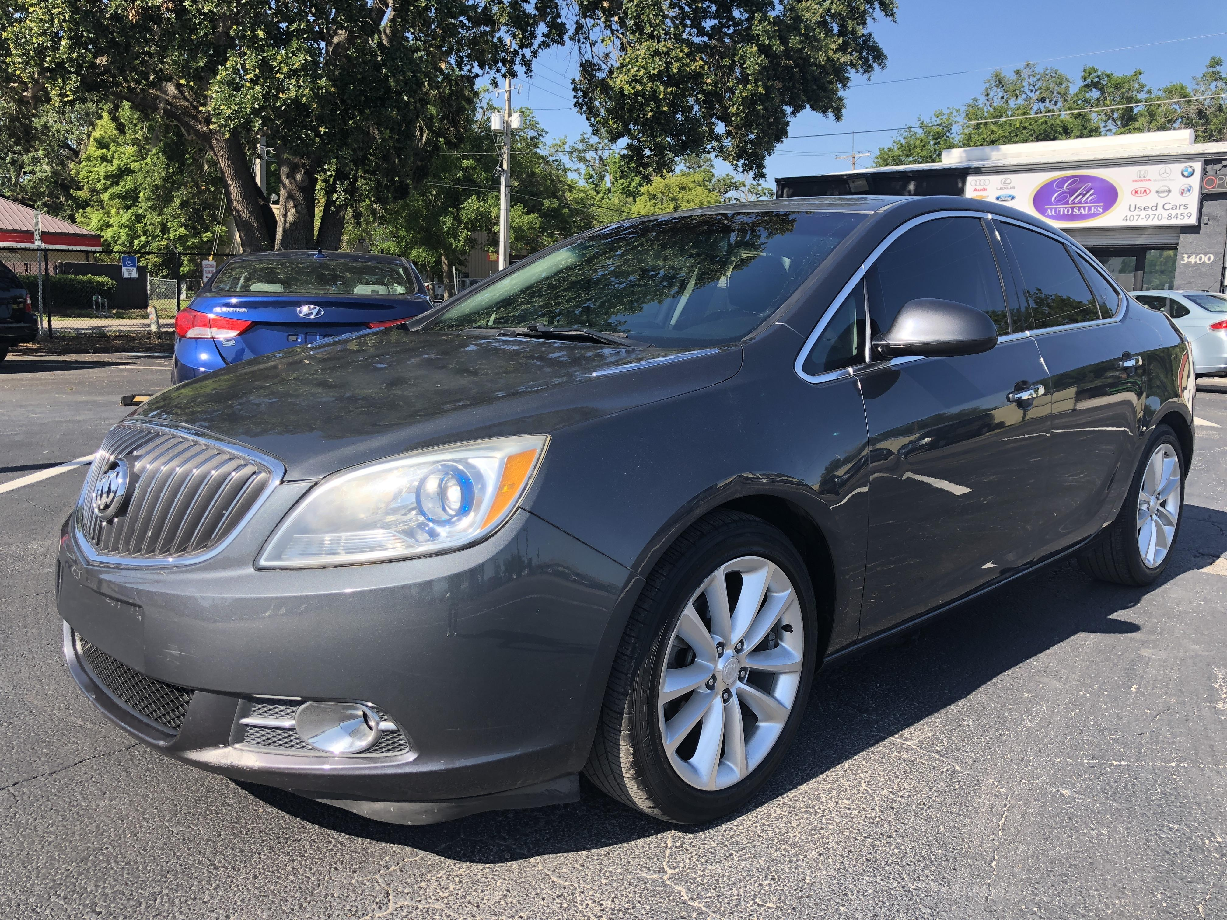 Charming 2013 Buick Verano Leather FWD Used Cars In Orlando, FL 32839