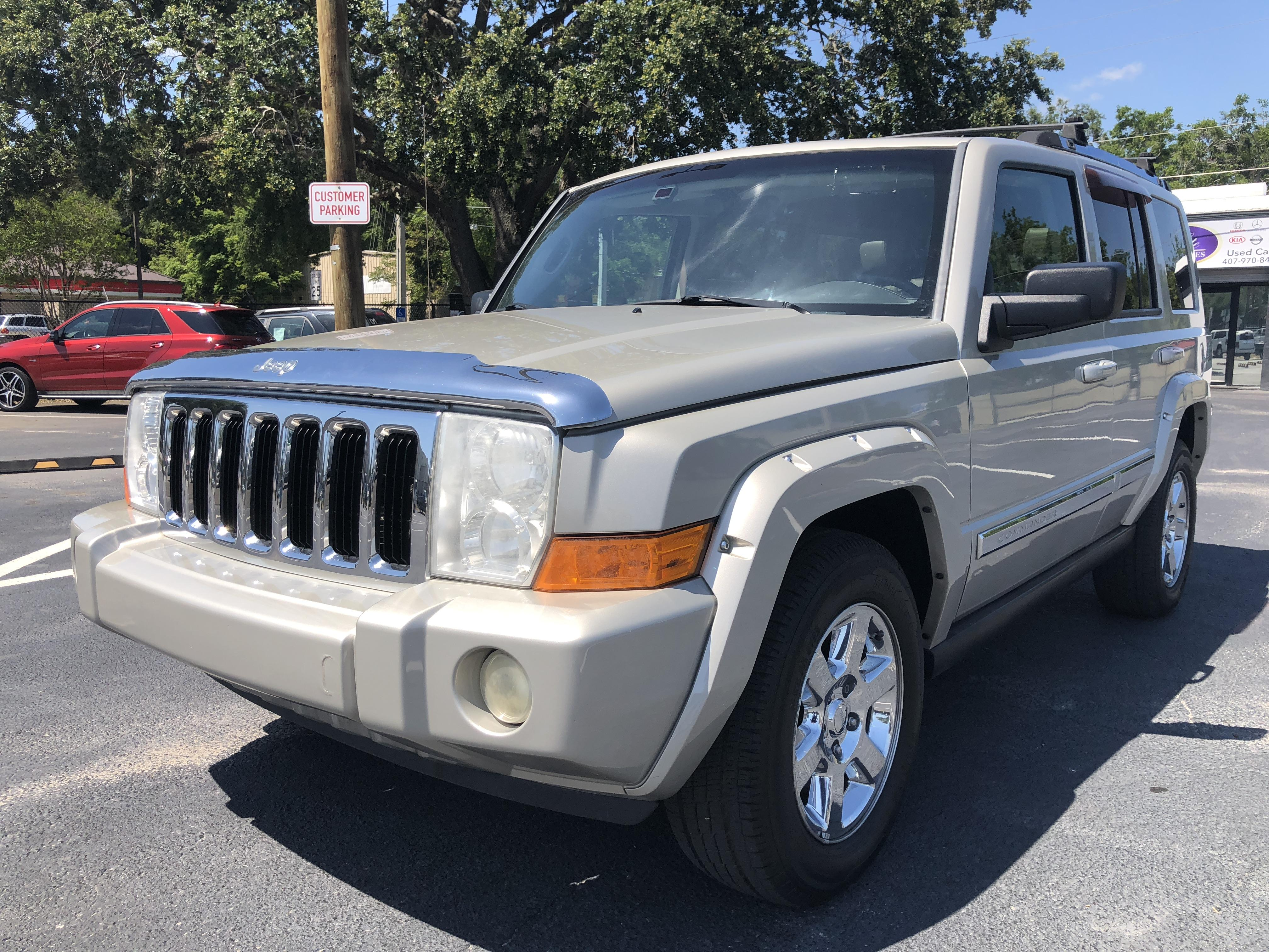 2008 Jeep Commander For Sale In Sanford Fl Cargurus 2006 Fuel Filter 2007 Limited Used Cars Orlando 32839